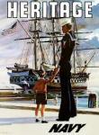 Hayden, Bob, 1944-1946, Belmont Ruritan (photo Navy recruiting poster)